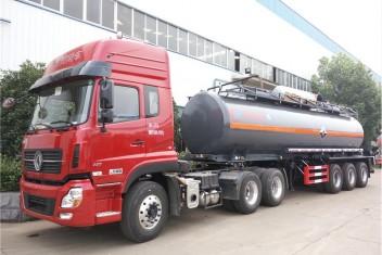 双氧水(过氧化氢)运输车