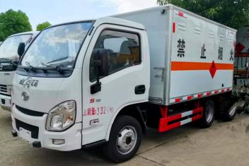 跃进汽柴油板液体运输车(国六/国五)